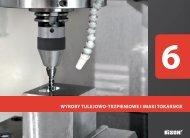 wyroby tulejowo-trzpieniowe i imaki tokarskie - TECHMAR - Az