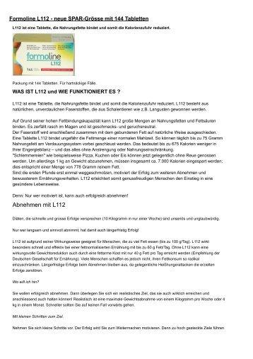 Formoline Produktinfos als PDF - drogi.ch