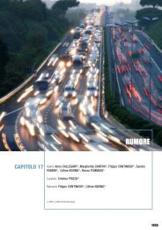 RUMORE - Annuario dei dati ambientali