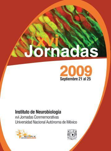 Instituto de Neurobiología - Universidad Nacional Autónoma de ...