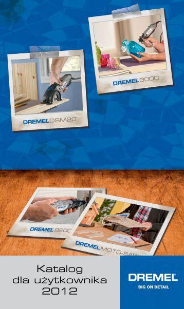 Katalog handlowy 2011 2011 - Dremel