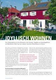 Bericht ansehen - Lohfeldsiedlung