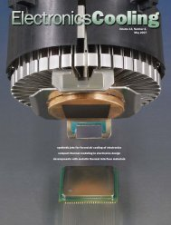 Synthetic Jets for Forced Air Cooling - Nuventix