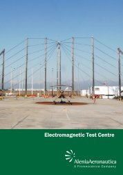 Test Centre Aeronaut' - Alenia Aermacchi