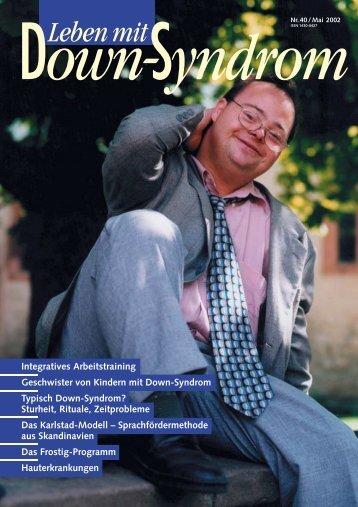 Leben mit - Deutsches Down-Syndrom InfoCenter