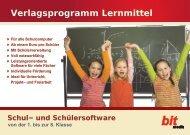 Verlagsprogramm Lernmittel - Bit Media