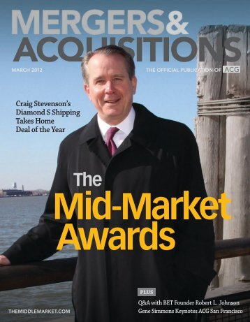 March 2012 - Association for Corporate Growth