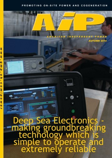 Deep Sea Electronics - making groundbreaking technology which is ...