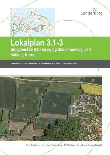 Lokalplan 3.1-3 - 16-12-2009