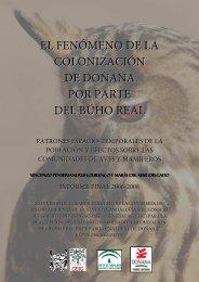 INFORME FINAL Doñana 2008DEF para web - Vincenzo Penteriani