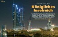 Immobilienprojekte in Bahrain - Dubai Media AG