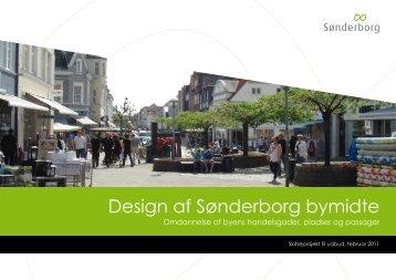Design af Sønderborg bymidte