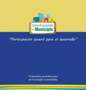Participación juvenil para el desarrollo - Centro de Estudios Judiciales