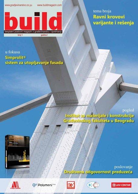 BUILD No.1 - BUILD magazin