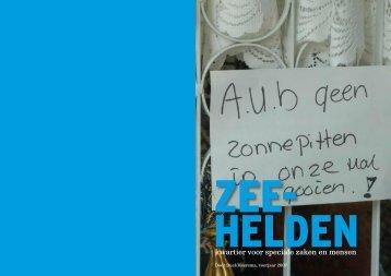 'zee'-helden - Jacqueline Heerema