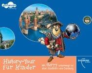 History-Tour für Kinder - Duisburg nonstop