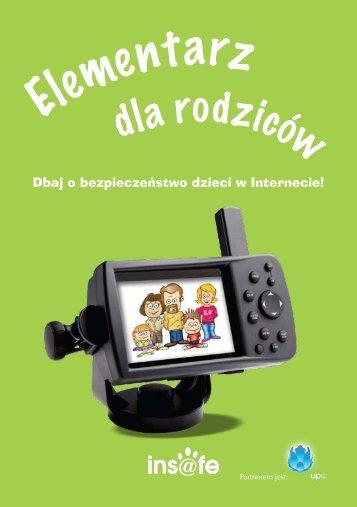 Elementarz dla rodziców - UPC Polska
