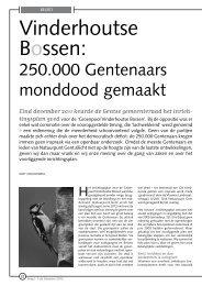 Vinderhoutse Bossen: - Natuurpunt Gent