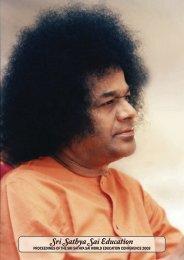 Sri Sathya Sai Education - International Sri Sathya Sai Organization