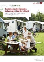 Turismens økonomiske betydning i Sønderjylland - Sønderborg ...