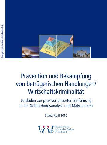 Wirtschaftskriminalität - Anti-Betrug (www.anti-betrug.de)