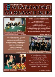 """Kowale 2010"". - Morawica, Urząd Gminy"