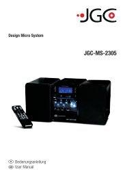 JGC-MS-2305 - E2 Fachhandels & Reparatur Servicecenter | Start