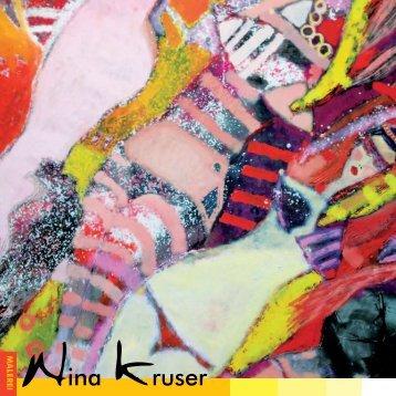 MALEREI Nina Kruser - Kunstverein Hockenheim