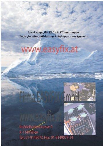 Preiliste Jan 2009 komplett mit Link.cdr - Easyfix