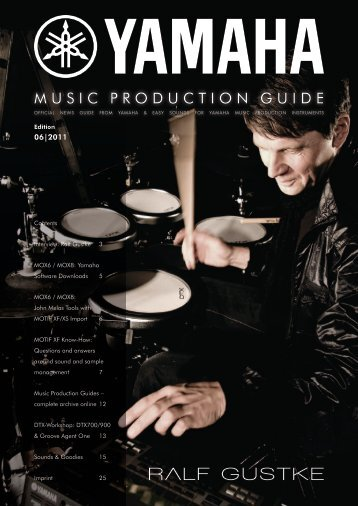 Music Production Guides - EasySounds