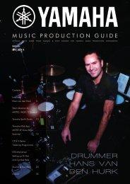Drummer Hans van Den Hurk - EasySounds