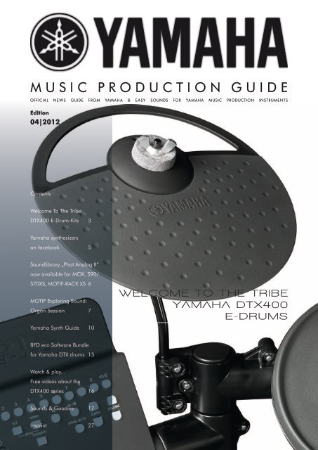 MUSIC PRODUCTION GUIDE - EasySounds