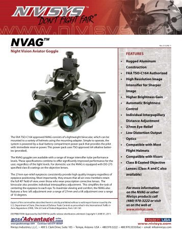 NVAG - Night Flight Concepts