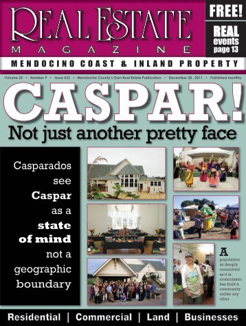 property. The Caspar - Real Estate Magazine