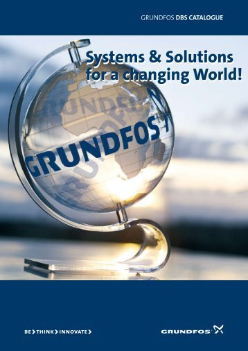 Systems & Solutions for a changing World! - Ecobuild