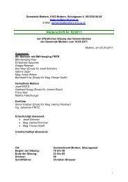 Protokoll vom 14. April 2011 (105 KB) - .PDF - Mutters