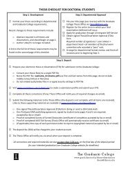 Doctoral Checklist - The Graduate College at Illinois - University of ...