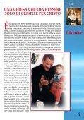 UNA CHIESA CHE DEVE ESSERE SOLO DI CRISTO E PER CRISTO - Page 3