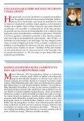 UNA CHIESA CHE DEVE ESSERE SOLO DI CRISTO E PER CRISTO - Page 5