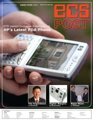 HP's Latest PDA Phone - ECS Holdings Limited