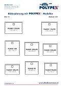 Modellzeichnungen Duschwannen 1:20 - Polypex - Seite 4