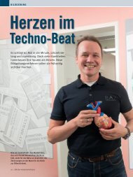 Herzen im Techno-Beat - MDC