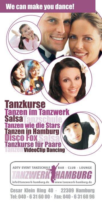 TANZWERK HAMBURG - Tanzschule Frank