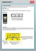 DEFA SmartStart™ Bruks- / monteringsanvisning - Bilradiospesialisten - Page 3