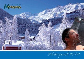 Winterspecials 10/11