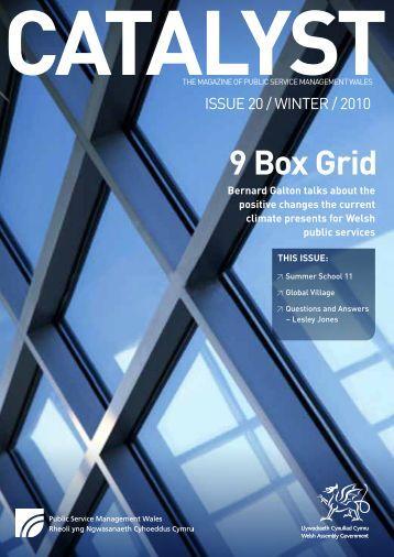 9 Box Grid - Neil Cocker