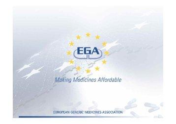 The EU Market Environment for Biosimilar Medicines - European ...