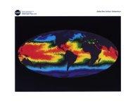 Earth Science: Global Sea Surface Temperature - ER - NASA