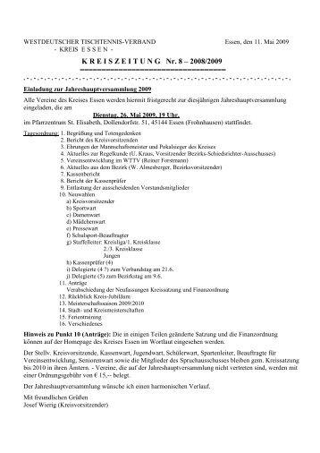 KREISZEITUNG Nr. 8 - Siegelonline.de
