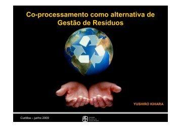Co-processamento - Conselho Estadual do Meio Ambiente